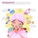 Fashion flat design stock illustration