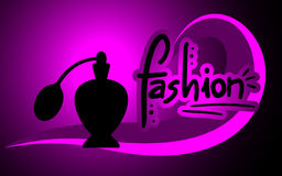 Fashion fragance Royalty Free Stock Images