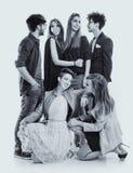Fashion friends Stock Photo