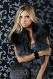 Fashion fur Stock Images