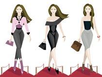 Fashion girl. Stock Photo