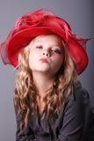 Fashion girl royalty free stock photography
