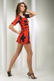 fashion girl Zdjęcie Royalty Free