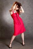 Fashion girl Stock Photo