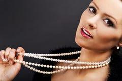 Fashion girl portrait Royalty Free Stock Image