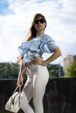Fashion Girl Stock Photos