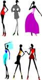 Fashion Girls. Other In My Portfolio Stock Photo