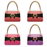 Fashion handbag Royalty Free Stock Images