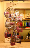 Fashion handbags Royalty Free Stock Photos