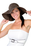 Fashion Hat 2 Royalty Free Stock Images