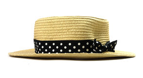 Fashion hat isolated Stock Photography