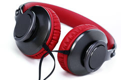 Fashion headphones. Royalty Free Stock Photography