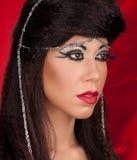 Fashion Headshot Royalty Free Stock Image