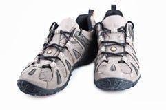 Fashion hiking boot Stock Image