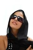 Fashion hispanic woman Stock Photos
