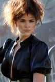 Fashion Hispanic Woman Portrait Royalty Free Stock Image