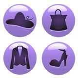 Fashion icon Royalty Free Stock Image