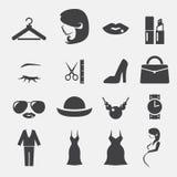 Fashion icon Stock Photo