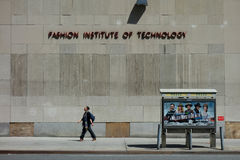 Fashion Institute of Technology. The Fashion Institute of Technology (FIT), in New York City, which is ranked among the top five fashion schools in the world Stock Image