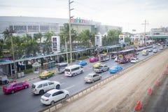 Fashion Island Shopping Mall Stock Images