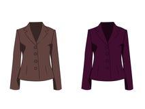 Fashion jackets Stock Images