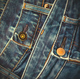 Fashion jeans Stock Image