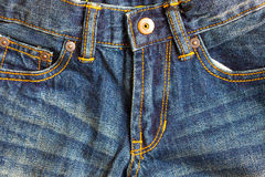 Fashion jeans Stock Photography
