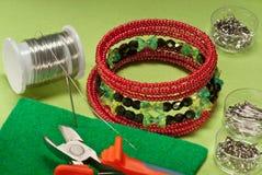 Fashion jewellery Stock Photo