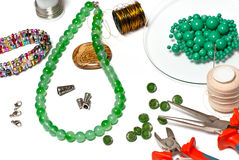 Fashion jewellery Royalty Free Stock Images