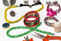 Fashion jewellery Stock Photos