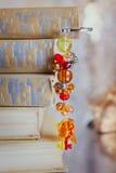 Fashion jewelry, beads, decorations Stock Photography