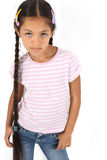 Fashion kid Royalty Free Stock Images