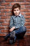 Fashion kid Royalty Free Stock Photos