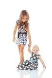 Fashion kids Royalty Free Stock Photos