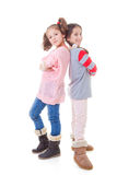 Fashion kids Stock Image