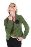 Fashion lady #1 stock photo