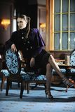 Fashion lady Royalty Free Stock Photography