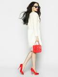 Fashion lady Stock Photography