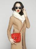 Fashion lady Royalty Free Stock Image