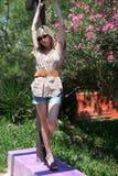 Fashion lady royalty free stock images