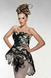 Fashion lady Royalty Free Stock Photo