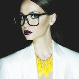 fashion ladyen Royaltyfria Foton