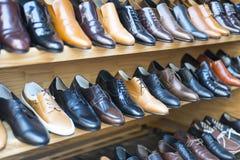 Fashion Leather Shoe Stock Images