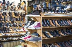 Fashion Leather Shoe Stock Photo
