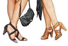 Fashion legs Stock Photos