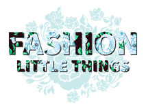 Fashion little things Stock Photo