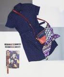 Fashion look 2 Royalty Free Stock Photo
