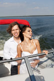 Fashion lovely beautiful couple Royalty Free Stock Image