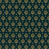 Fashion luxury pattern. Royalty Free Stock Images