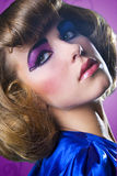Fashion make up Stock Images